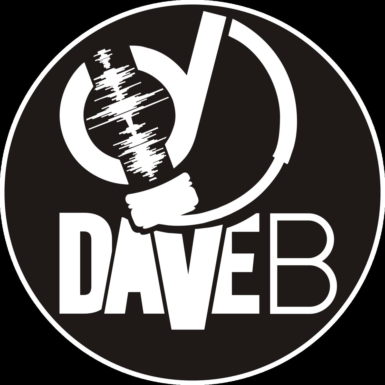 DJ DAVE B LOGO